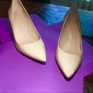 Banana Republic Kitten Heel Pumps - SIZE 7 1/2